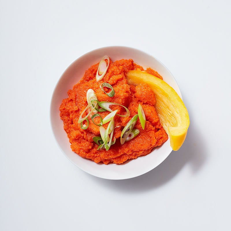 Photo of Spicy Miso-Ginger Carrot Dip by WW