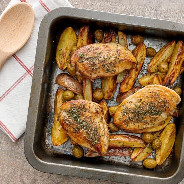 Photo of Mediterranean roast chicken by WW