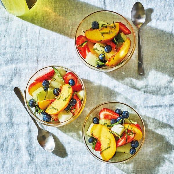 Photo de Salade de fruits au limoncello par WW