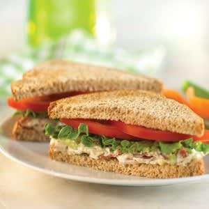 Photo de SandwichsBLT au fromage par WW
