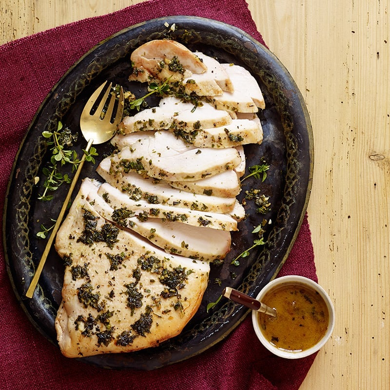 Photo of Herbed Turkey Breast with Wine Sauce by WW