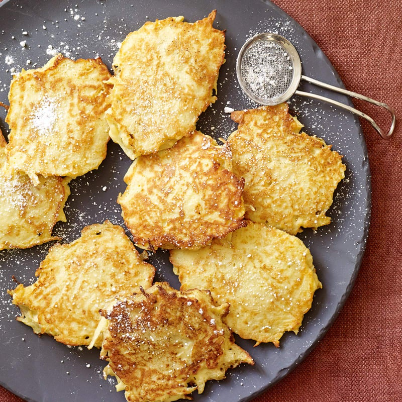 Photo of Apple Fritters by WW