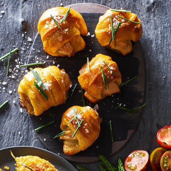 Photo de Bouchées de poulet à la moutarde au miel au four par WW