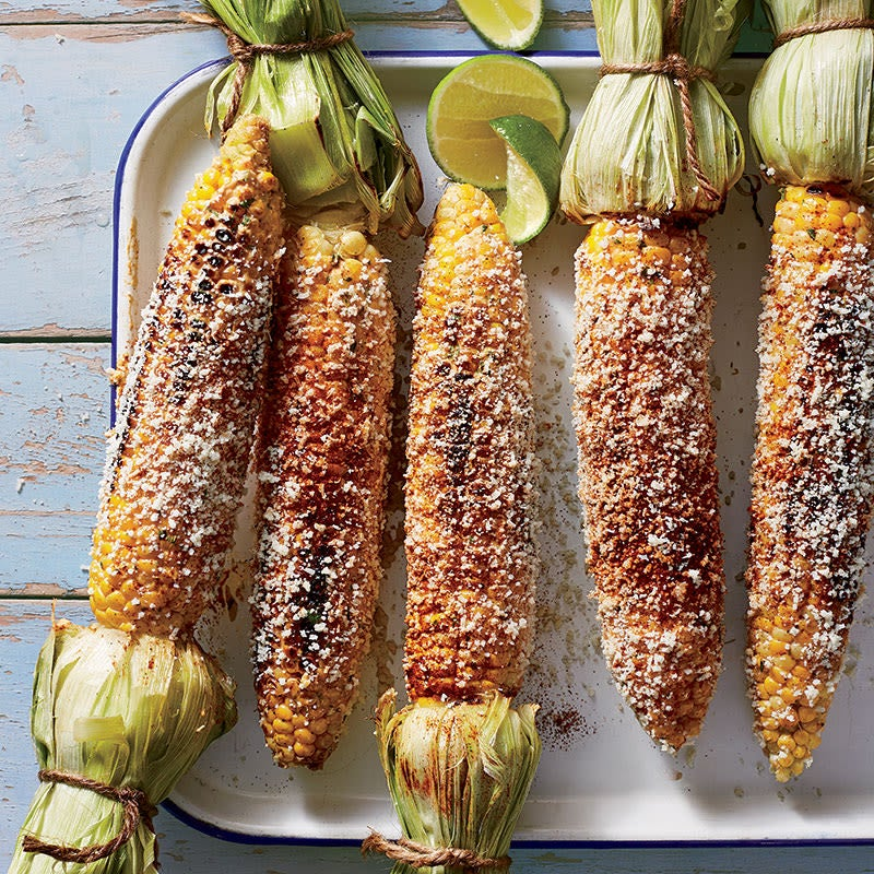 Photo of Mexican street corn by WW