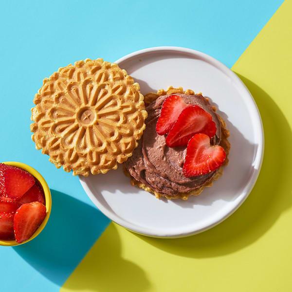 Photo de Sandwichs à la crème glacée maison par WW