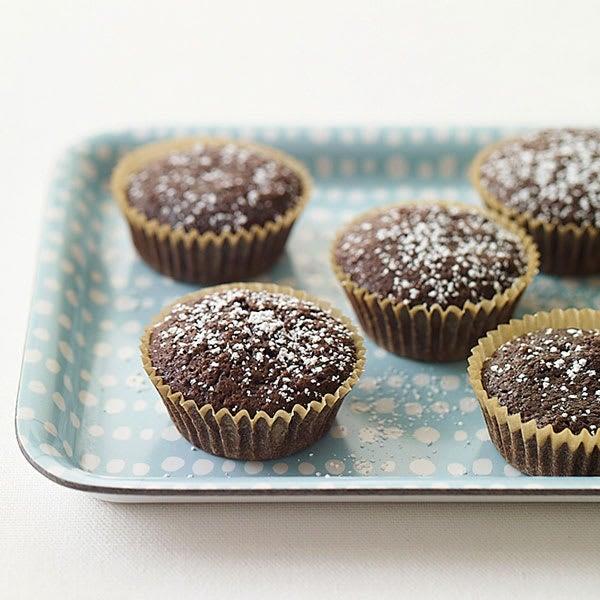 Photo de Petits gâteaux façon brownie par WW