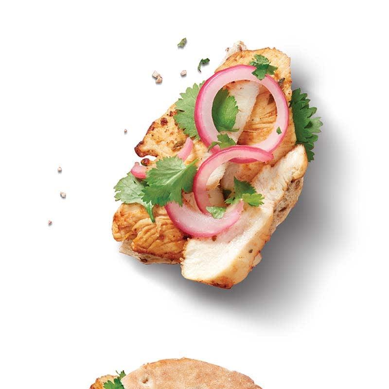 Photo de Sandwichs au poulet épicé par WW