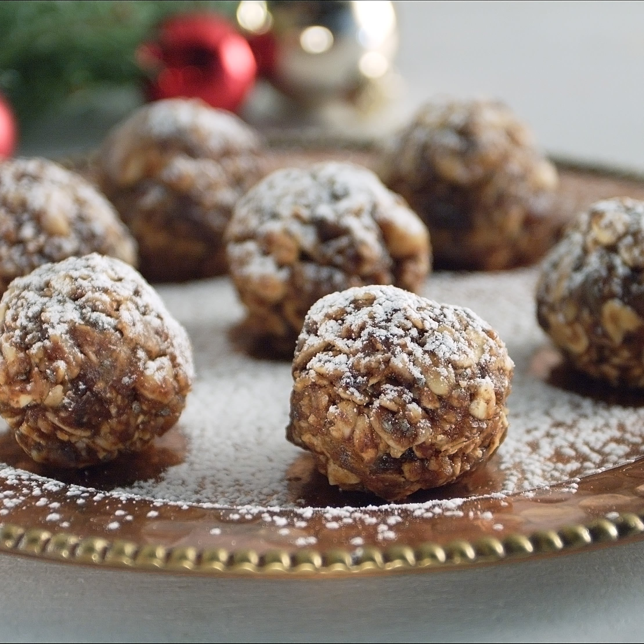 Photo of Almond Energy Snowballs by WW