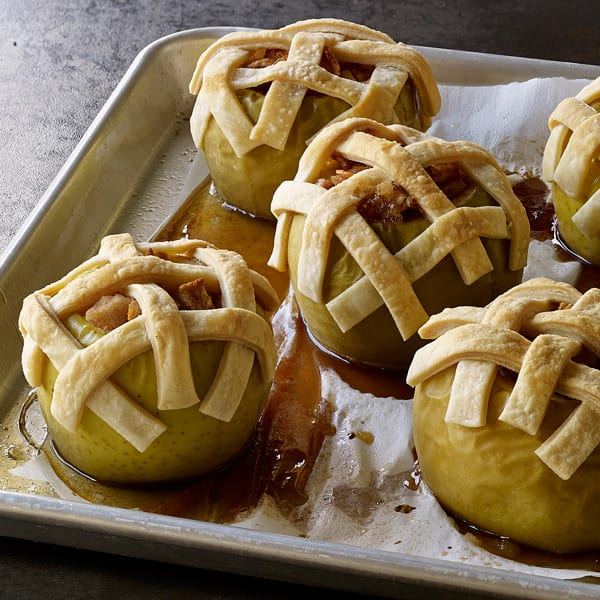 """Photo of Individual baked-apple """"pies"""" by WW"""