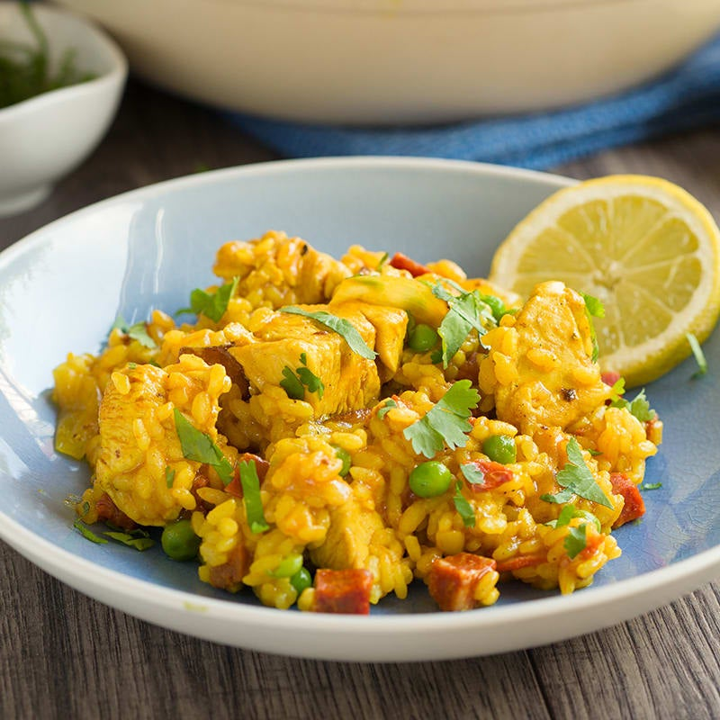 Photo of Chicken Paella by WW