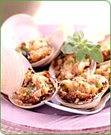Photo of Baked, stuffed clams by WW