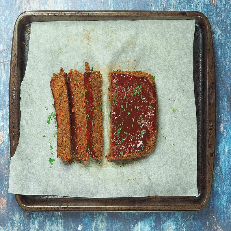 Photo of Glazed Lentil Loaf by Chef Tyler by WW