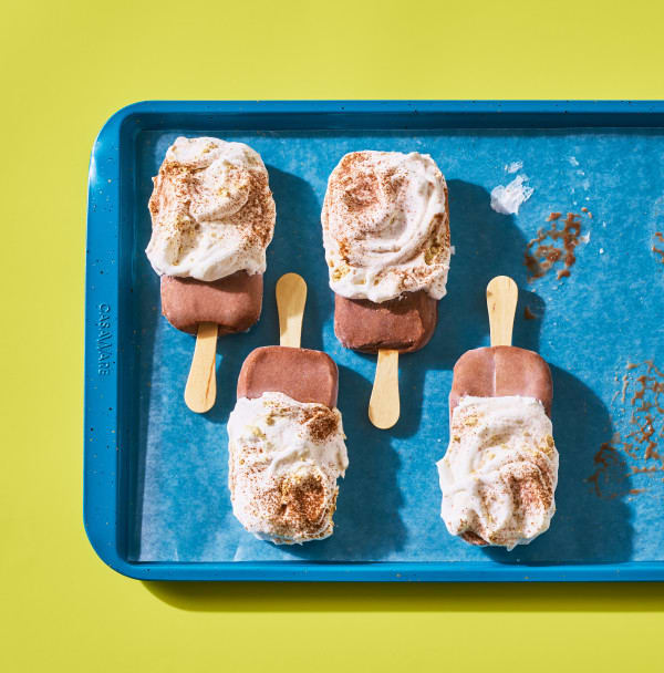 Photo of PB-chocolate frosted ice cream bar by WW
