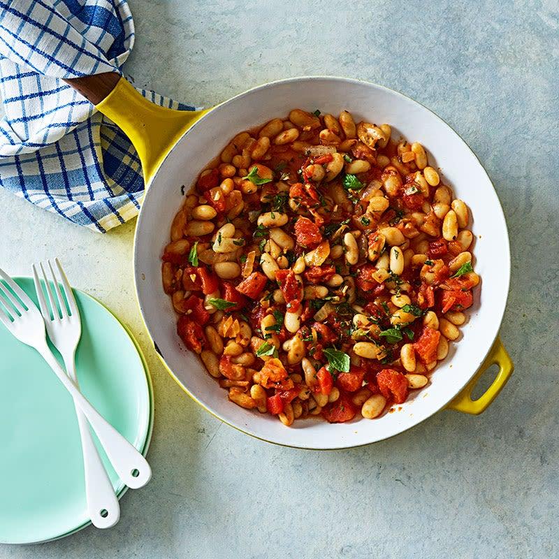 Photo de Sauce Ragu aux haricots blancs et aux tomates par WW