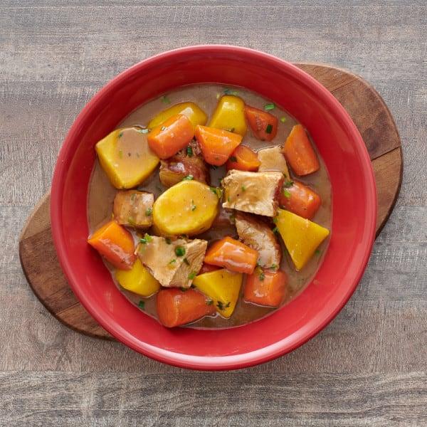 Photo de Ragoût de dinde et de légumes par WW