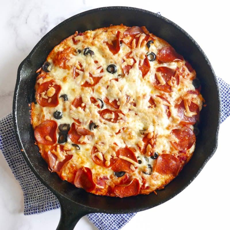Photo de Boules de pizza au pepperoni par WW
