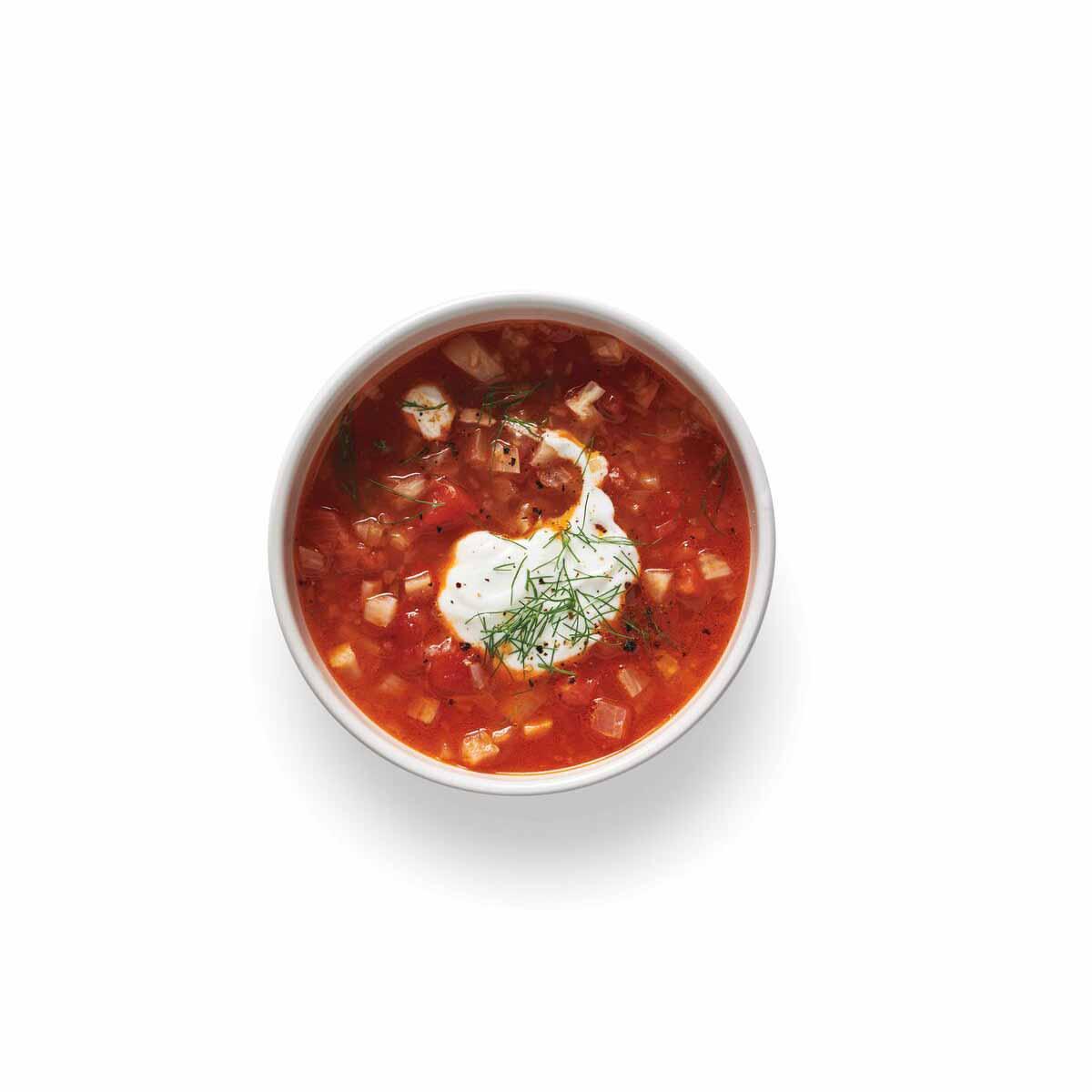 Photo de Soupe aux tomates et au fenouil par WW