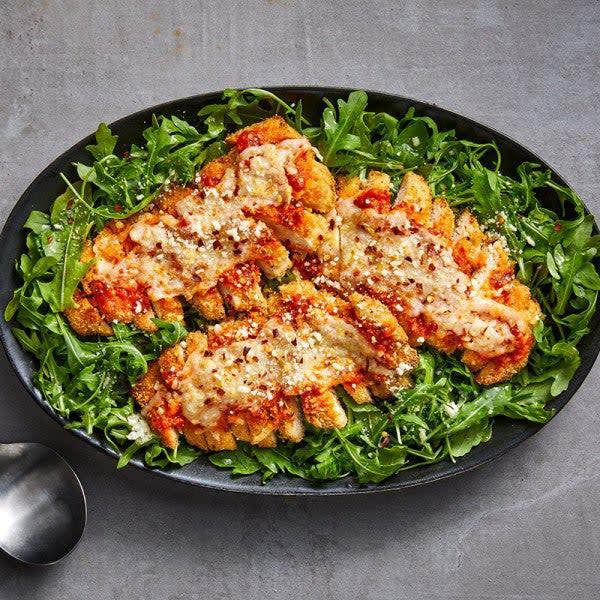 Photo de Salade de poulet au parmesan par WW