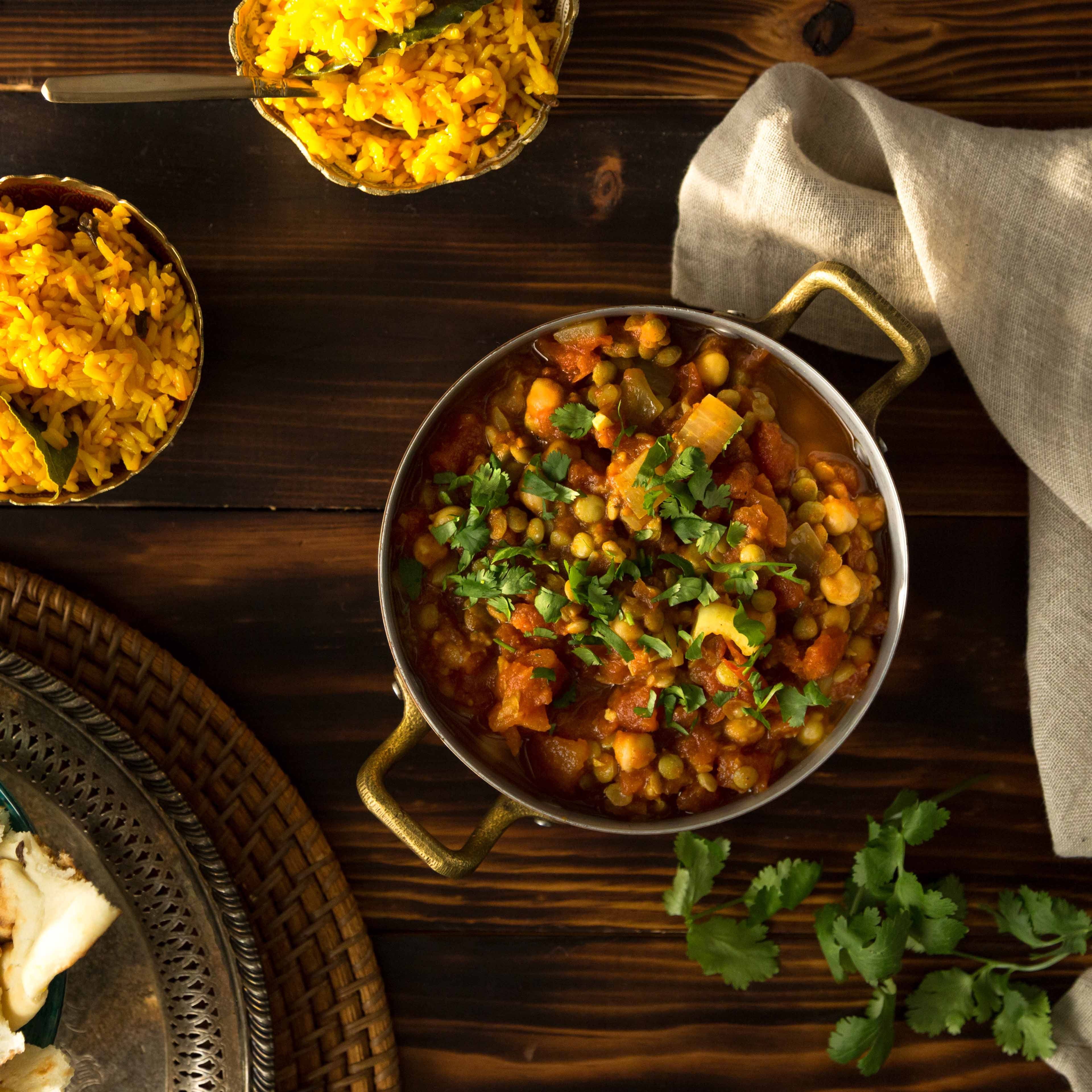 Photo of Quick madras lentils by WW