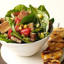 Photo of Summer panzanella salad by WW