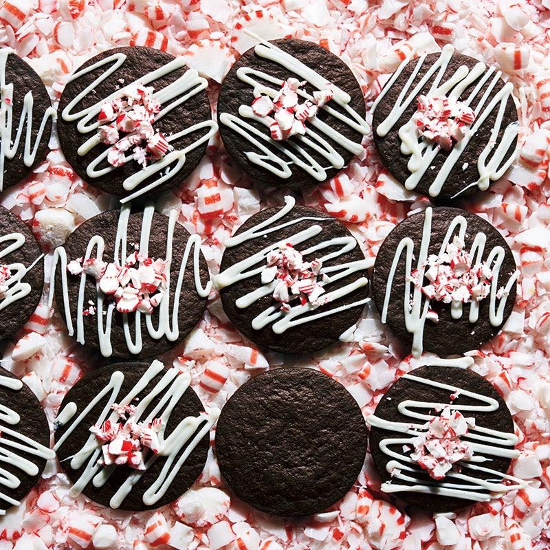 Photo de Minces au chocolat et à la menthe poivrée par WW