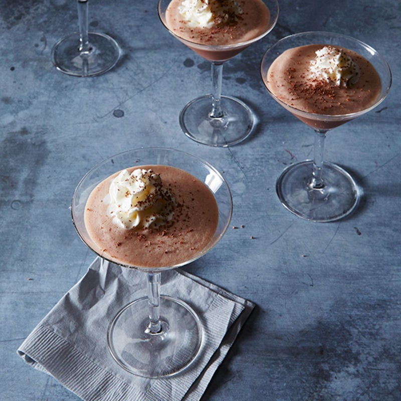 Photo de Martinis au fudge par WW