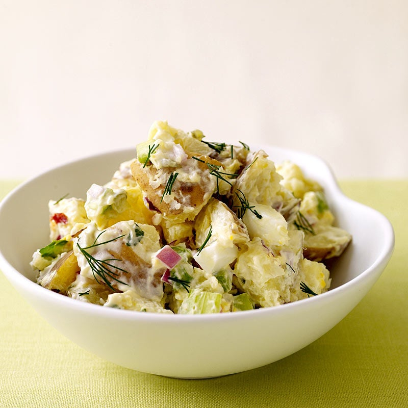 Photo of Classic potato salad by WW