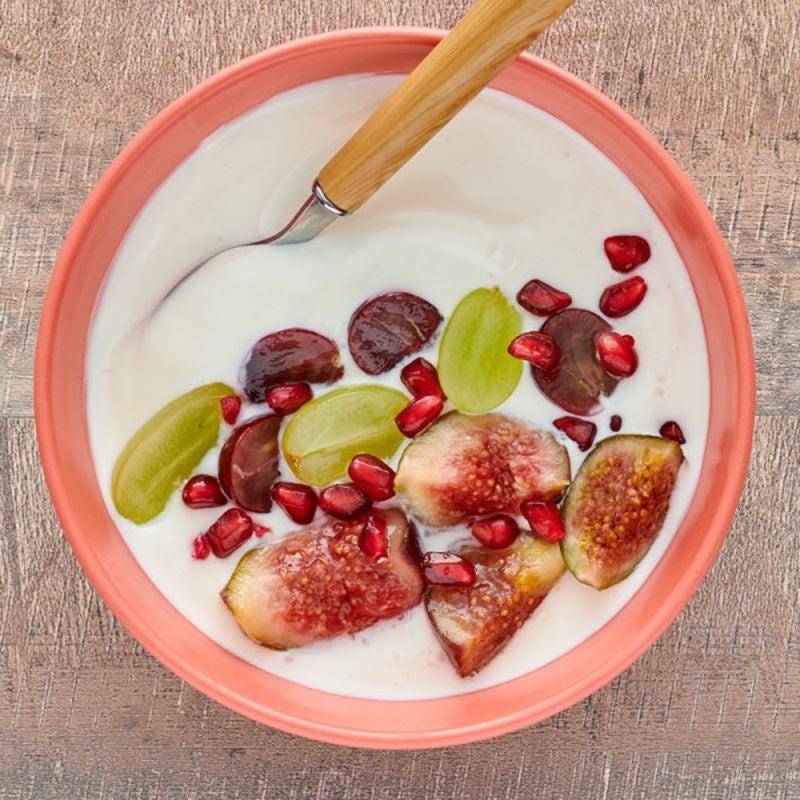 Photo de Bols déjeuner aux fruits d'automne et au yogourt par WW
