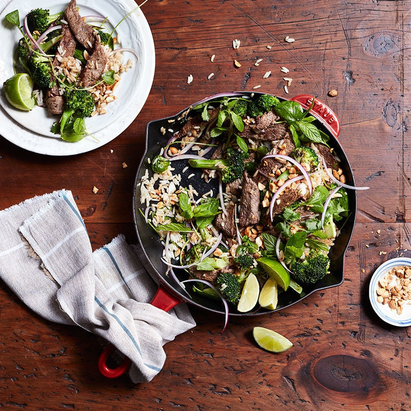 Photo of Vietnamese beef and broccoli bowl by WW