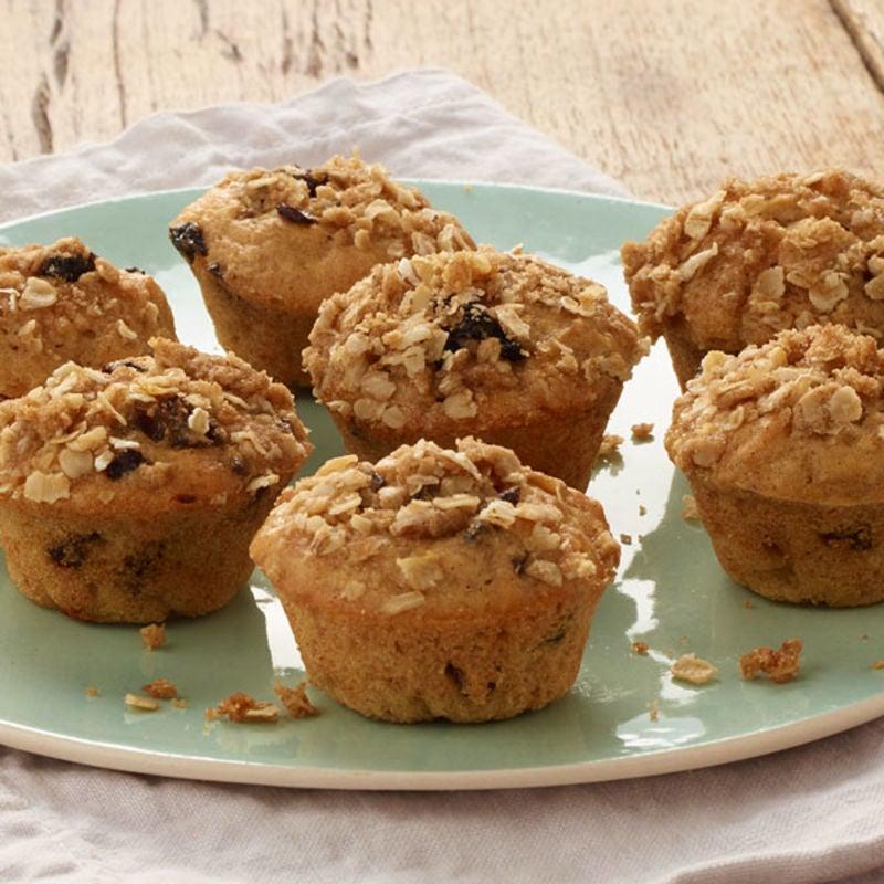 Photo de Mini-muffins aux pommes et à la cannelle par WW