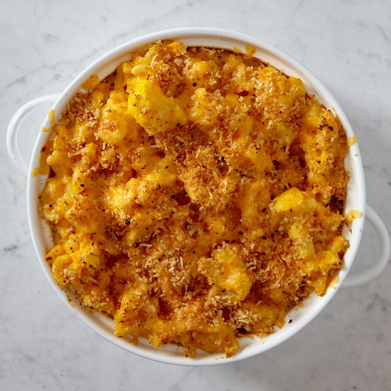 Photo of Super Creamy Mac and Cheese by WW