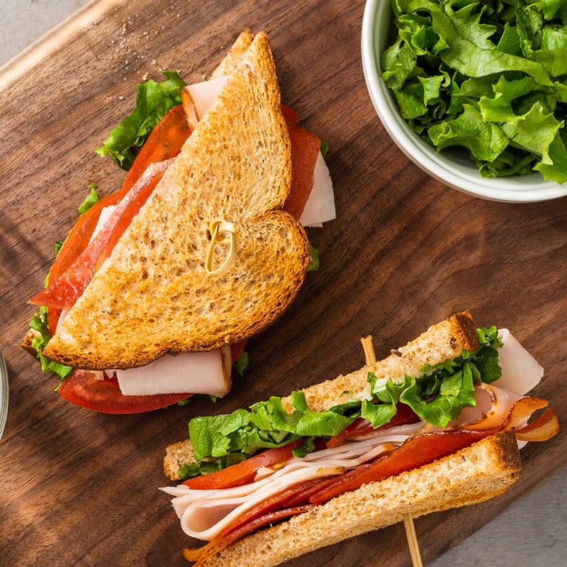 Photo de Sandwich double dinde par WW