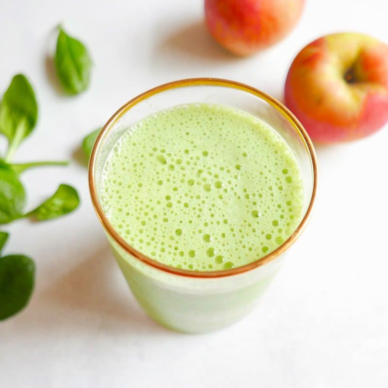 Photo de Boisson fouettée verte aux pommes par WW