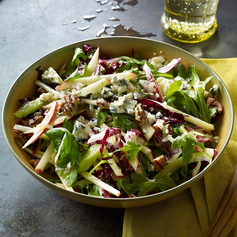 Photo of Fall harvest salad with cider vinaigrette by WW