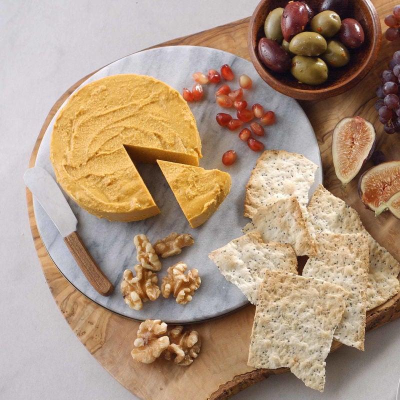 Photo of Vegan smoked jalapeño cheddar cheese by WW