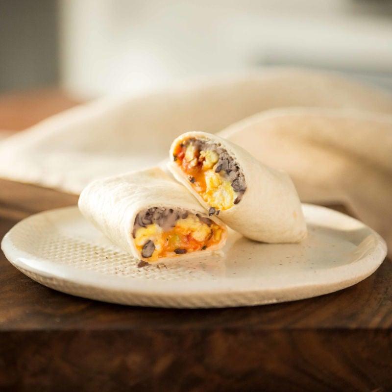 Photo of Freezable breakfast burrito by WW