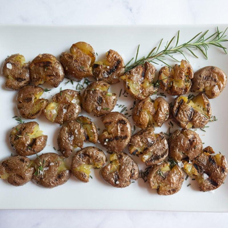 Photo de Purée de pommes de terre grillée par WW