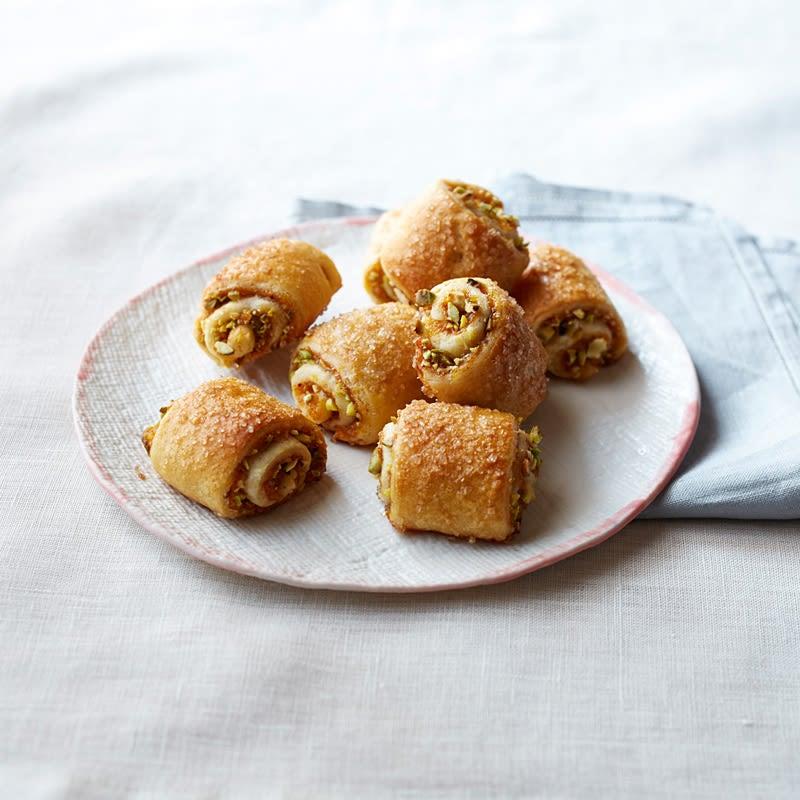 Photo de Biscuits à l'abricot et à la pistache par WW