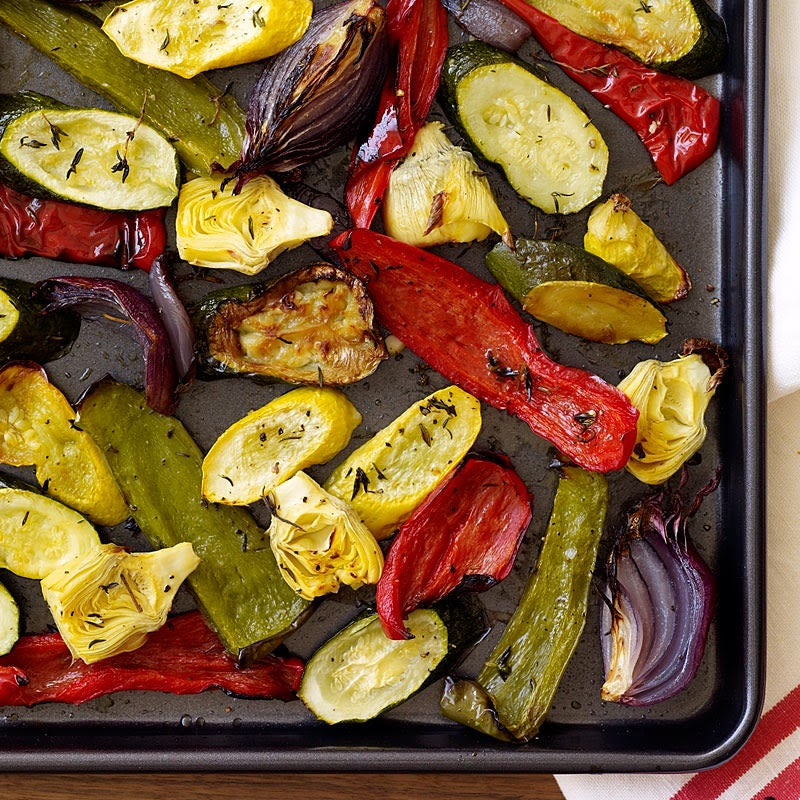 Photo of Roasted Mixed Vegetables by WW