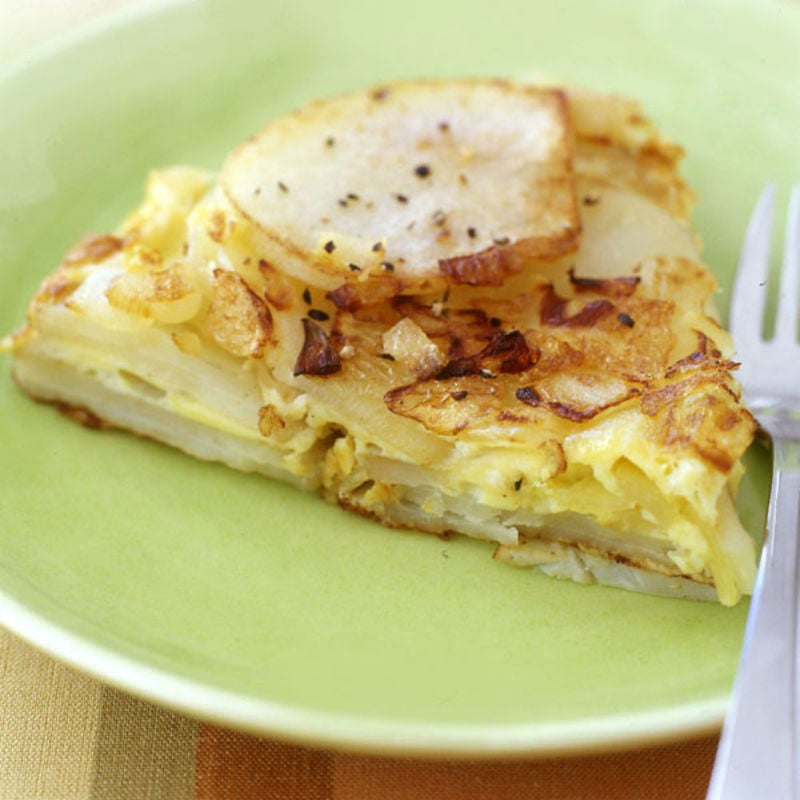 Photo of Spanish-style potato tortilla by WW