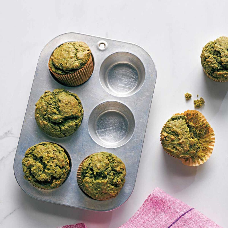 Photo of Eat-your-greens breakfast muffins by WW