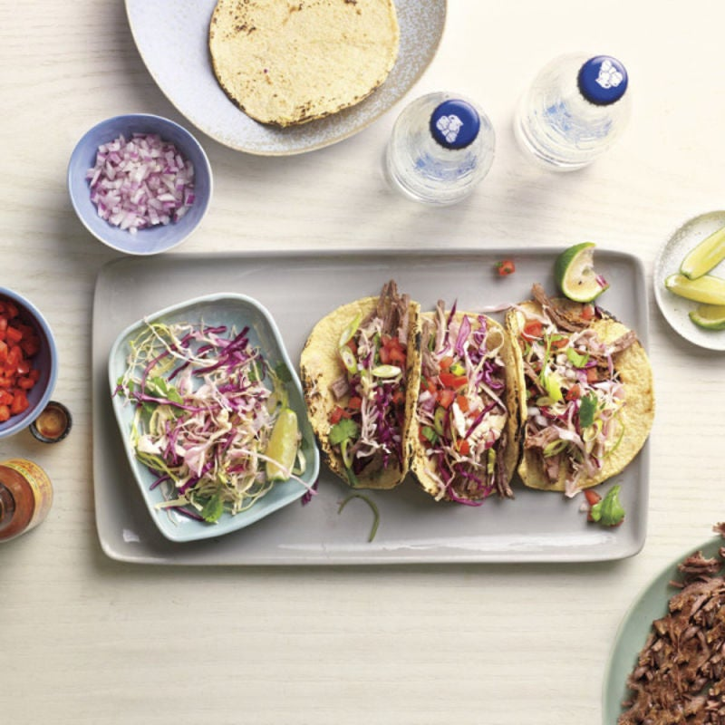 Photo de Tacos au bifteck de flanc par WW