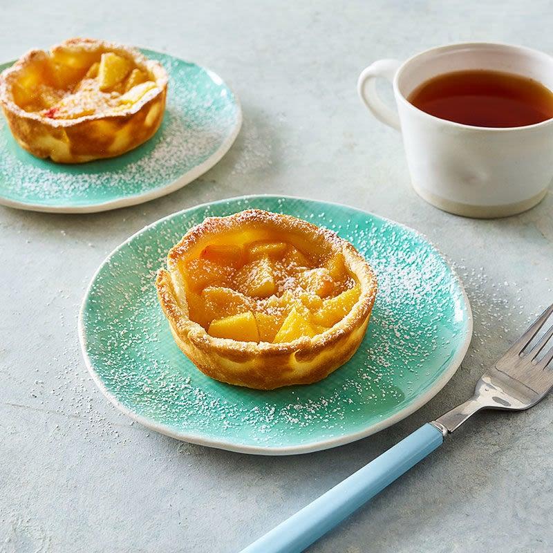 Photo of Mini Peach Pies by WW