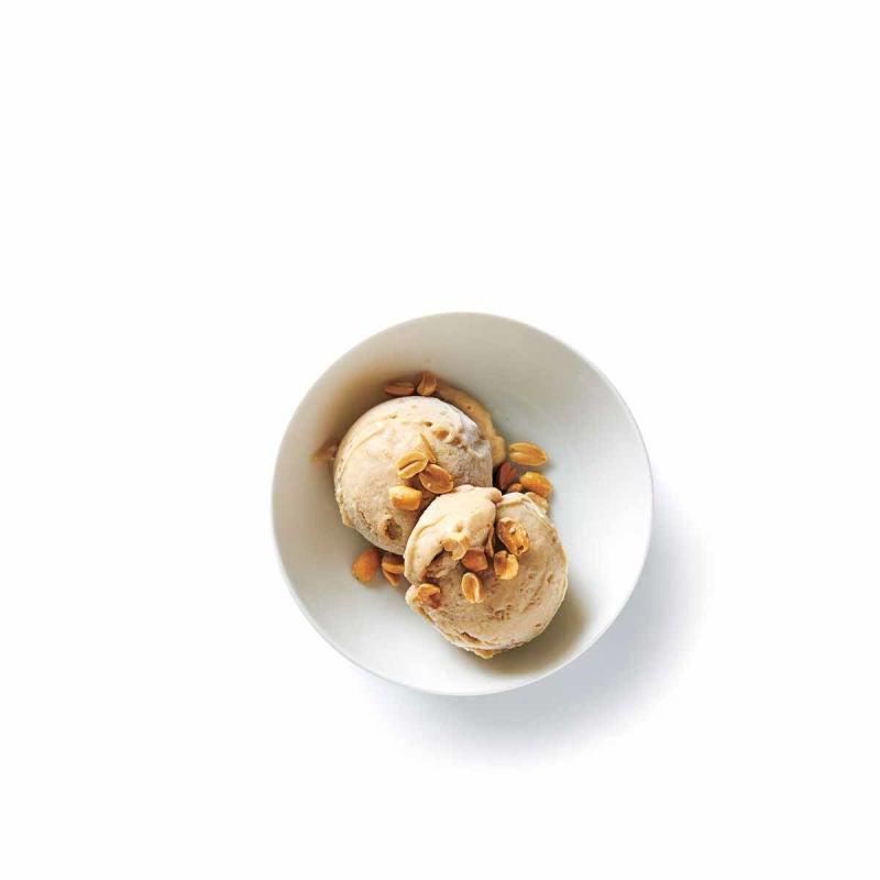 Photo de Crème glacée de banane au beurre d'arachide par WW