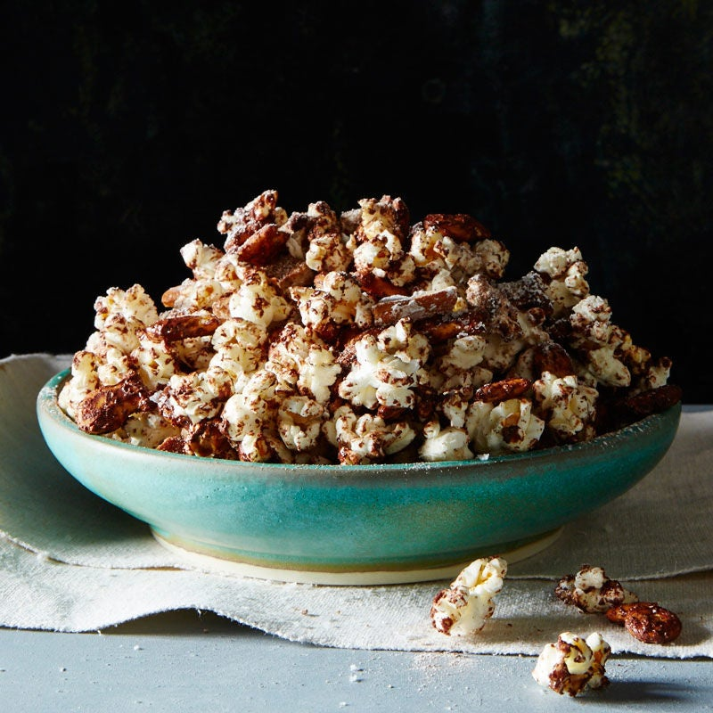 Photo of Sweet and salty party mix by WW