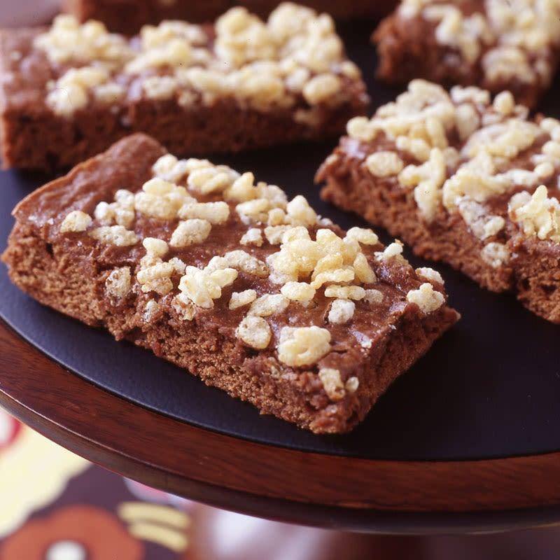Photo de Brownies croquants par WW
