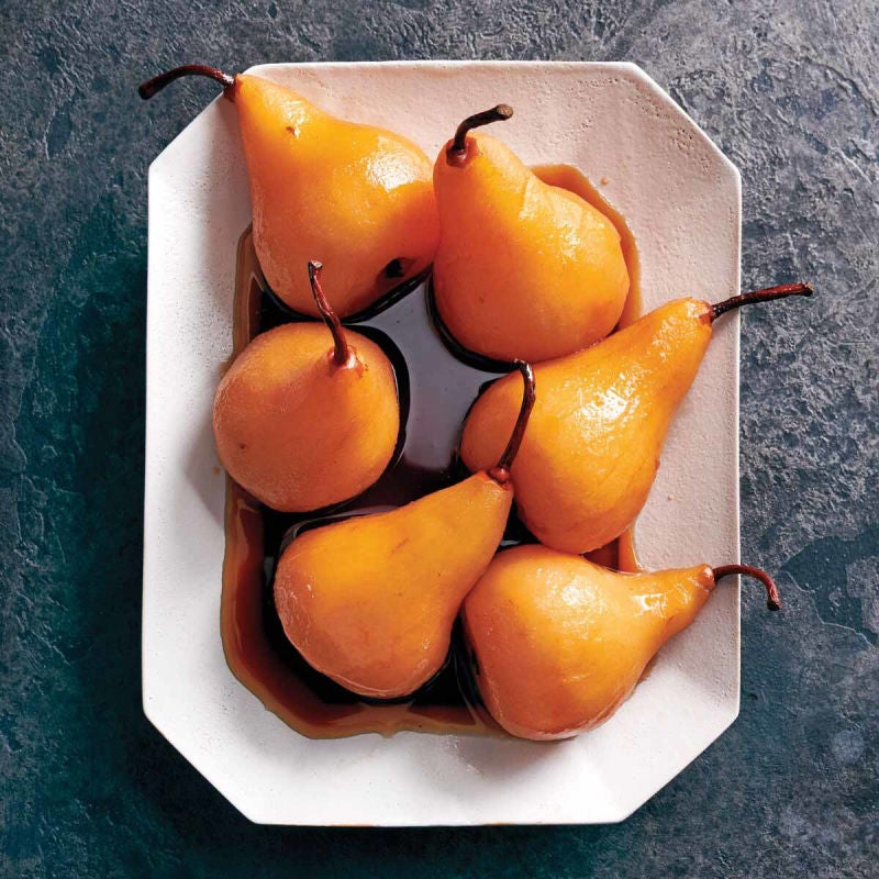 Photo of Pears in port wine by WW
