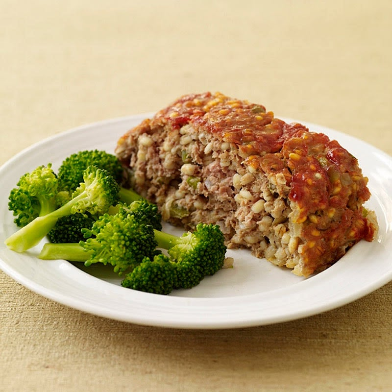 Photo of Meatloaf with Barley by WW