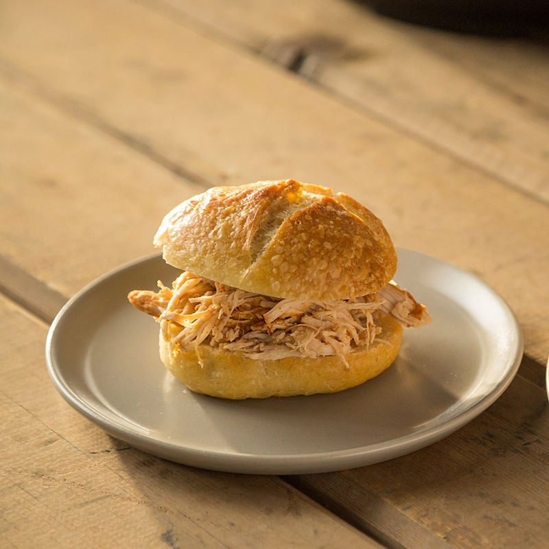 Photo of Mini Pulled Turkey Breast Sliders by WW