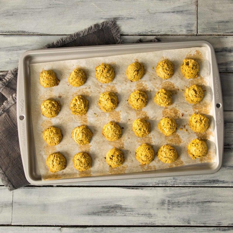 Photo de Mini falafels cuits au four par WW